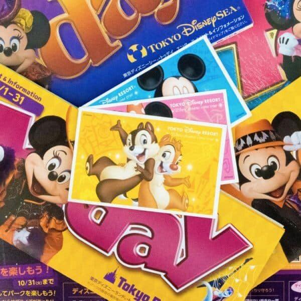 Tokyo Disneyland Park Tickets Overview