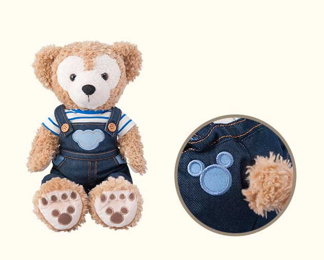 Duffy Costume Set ¥3,900