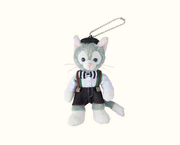 Gelatoni Stuffed Badge ¥1,800