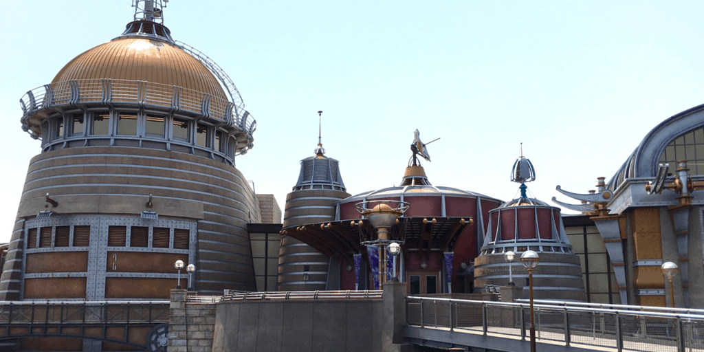 Farewell to StormRider at Tokyo DisneySea #StormRider_Forever
