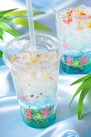 Special Tapioca Drink ¥310 Available at Boiler Room Bites Captain Hooks Galley