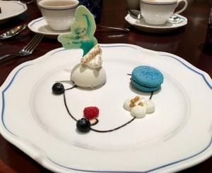 Elsa Dessert Royal Banquet Hall Shanghai Disneyland