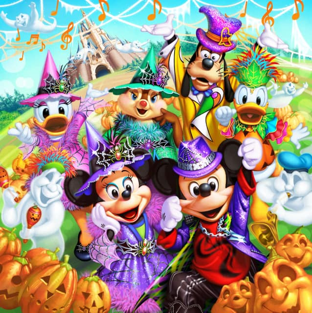"New Parade ""Halloween Poppin' Live!"""