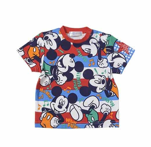 T Shirt for Young Children Sizes: 80, 90 CM ¥2,300 Available from Baby Mine and Kiss de Girl Fashion