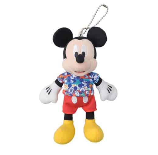 Mickey Stuffed Badge ¥1,600
