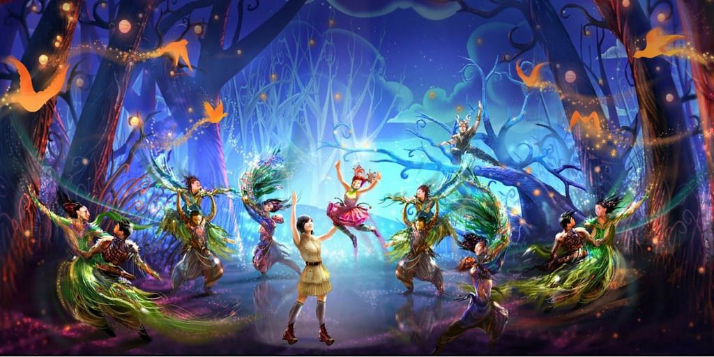 Out of Shadowland Opening July 9 at Tokyo DisneySea