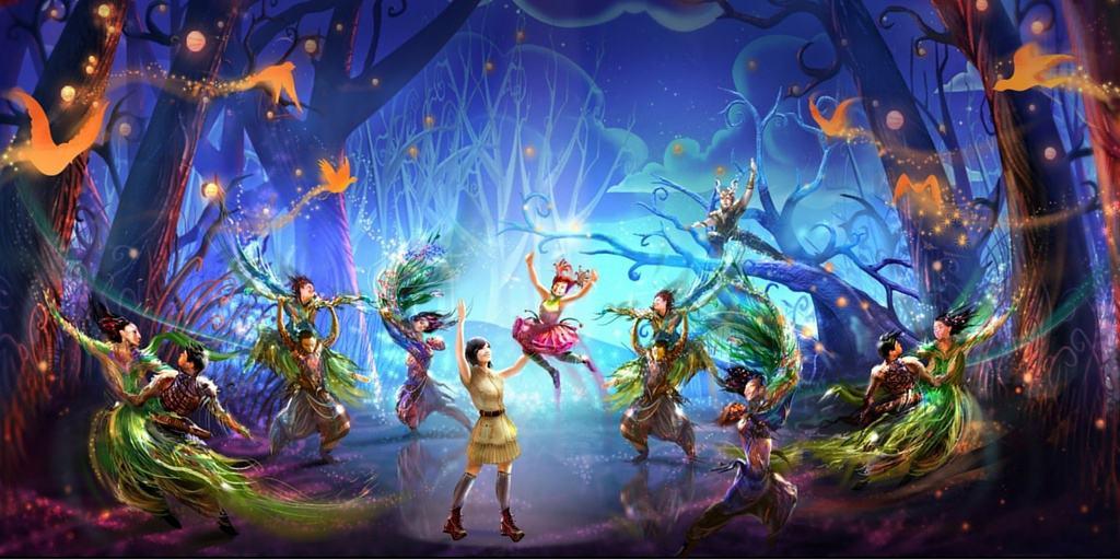 Out of Shadowland Opening July 9 at Tokyo DisneySea