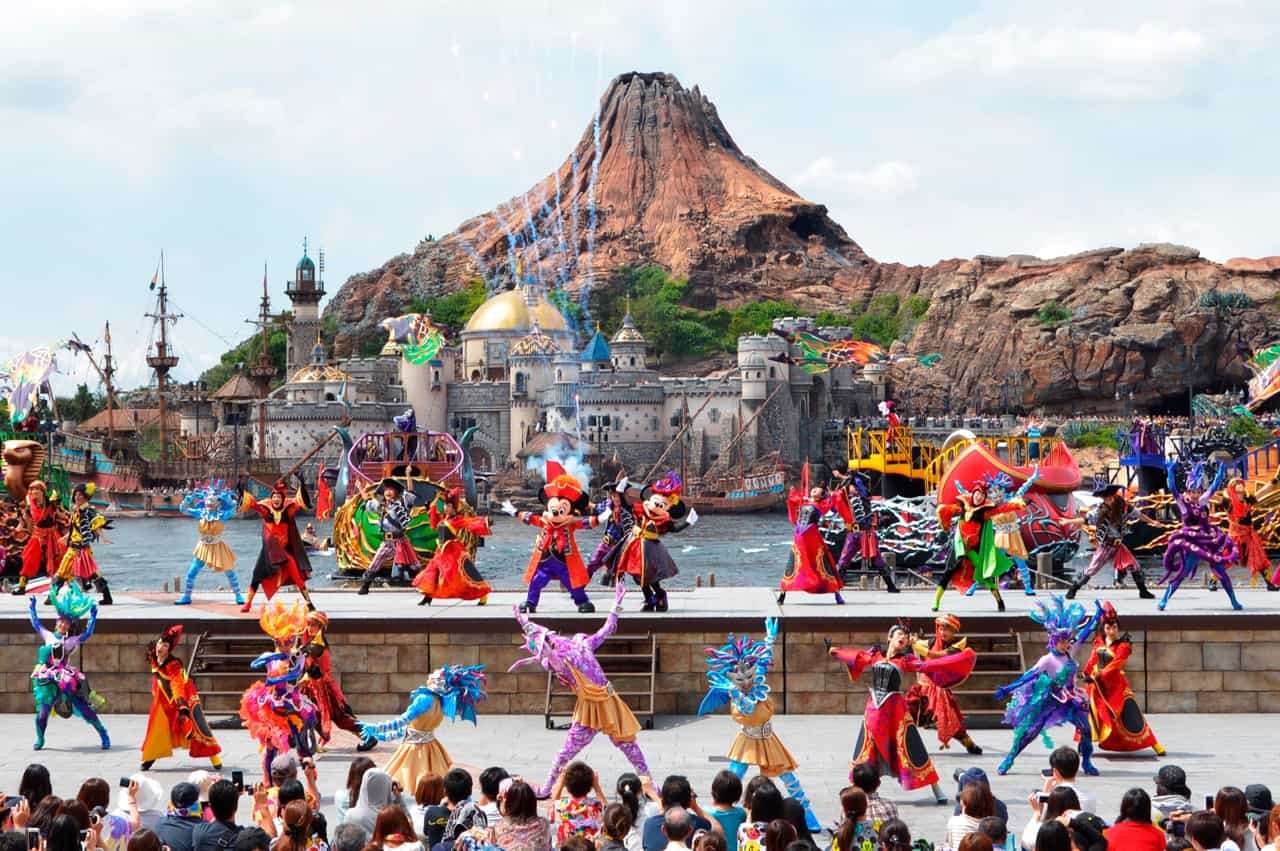 The Villain's World returning to Tokyo DisneySea this Halloween