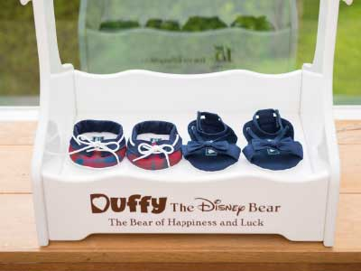 Duffy Costume Rack Shoes