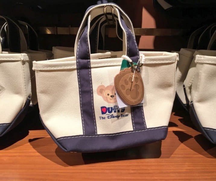 Duffy L.L. Bean Tote Small
