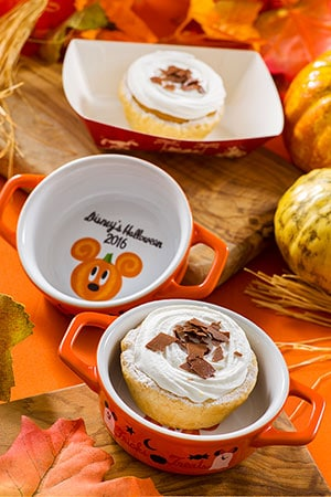 Pumpkin Pie, with a Souvenir Casserole ¥880 Available from the following locations Sweetheart Cafe Hungry Bear Restaurant Grandma Sara's Kitchen Pan Galactic Pizza Port