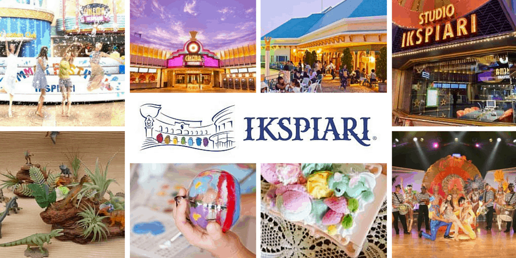 Get Wet and Wild at the Ikspiari Summer Festival