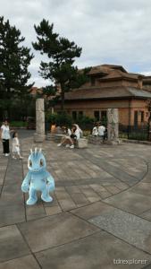 Machop Tokyo DisneySea Pokemon GO