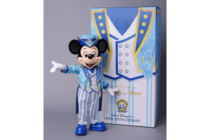 Mickey Mouse Tokyo DisneySea 15th Anniversary Action Figure