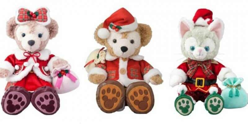 Duffy Merchandise Christmas 2016