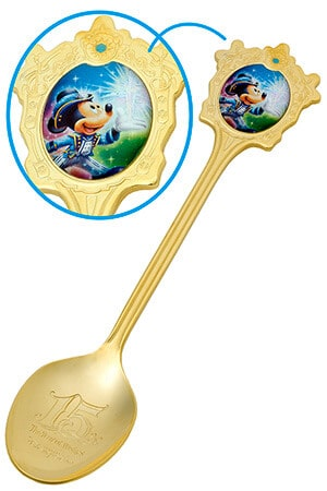 15th Anniversary Collectible Spoon from Magellan's