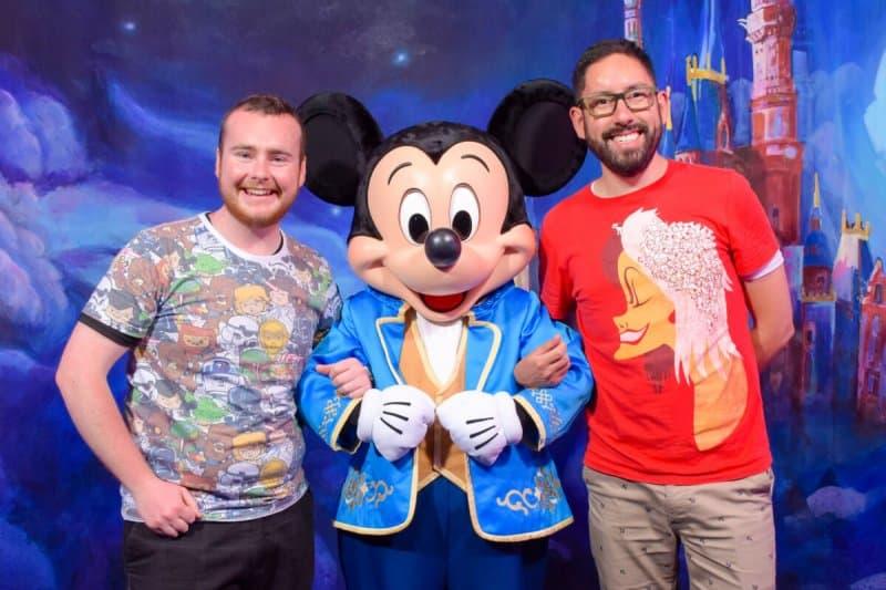 Mickey Mouse Shanghai Disneyland
