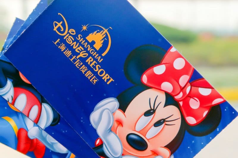 Shanghai Disneyland Discount Tickets