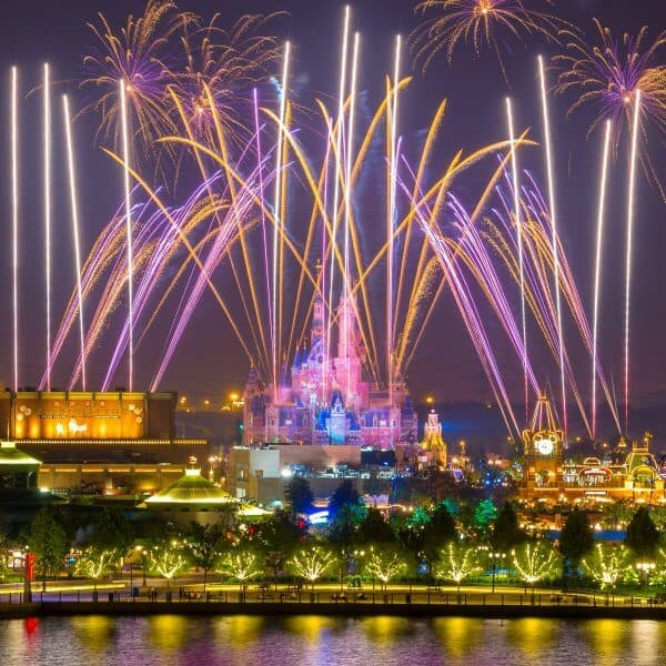 Shanghai Disneyland Ignite the Dream