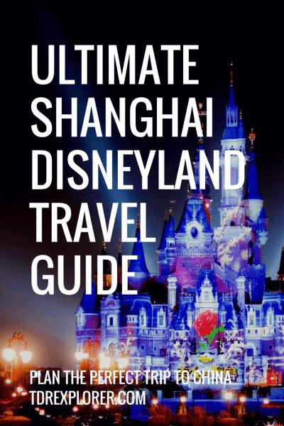 Ultimate Shanghai Disneyland Travel Guide