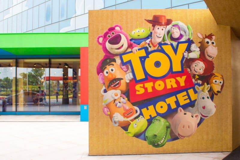 Toy Story Hotel Shanghai Disneyland