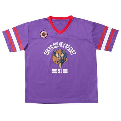 Beast American Football Uniform ¥3,300 Sizes S/M/L/LL