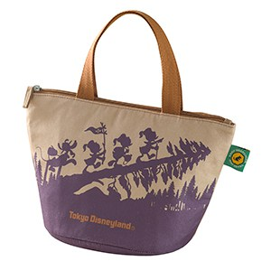 Camp Woodchuck Souvenir Lunch Case (Front)