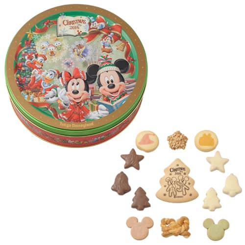 Assorted Cookies ¥1,300