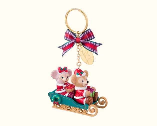 Duffy & ShellieMay Key Chain ¥1,500