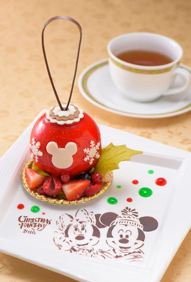 Christmas Fantasy Cake Set ¥1,240