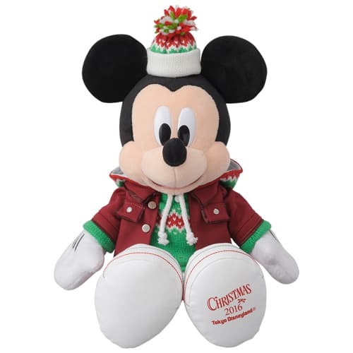 Mickey Soft Toy ¥4,500