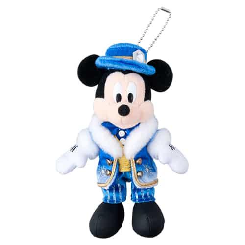 Mickey Stuffed Badge Tdr Explorer