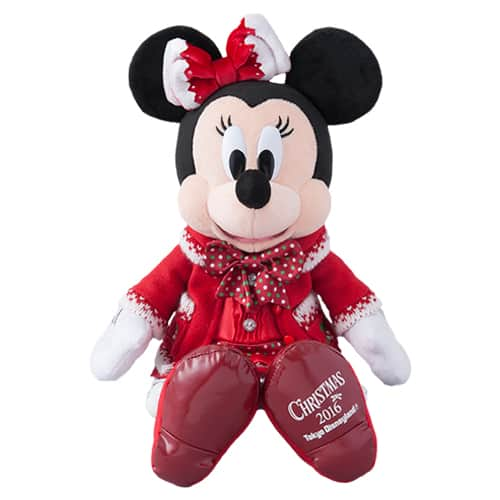 Minnie Soft Toy ¥4,500