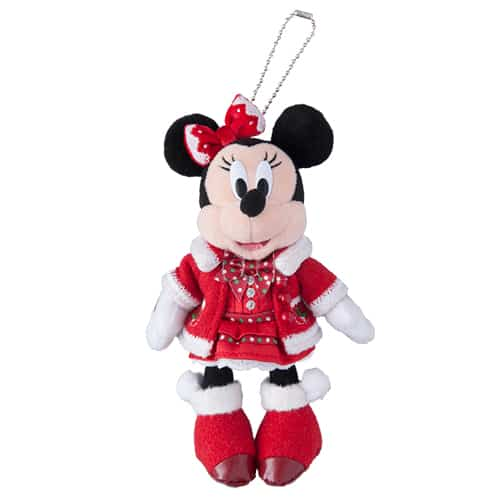 Minnie Stuffed Badge ¥1,700