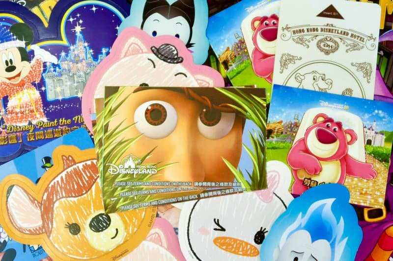 Hong Kong Disneyland Park Tickets Featured