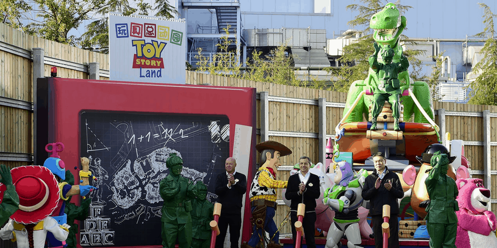 Toy Story Land Coming to Shanghai Disneyland