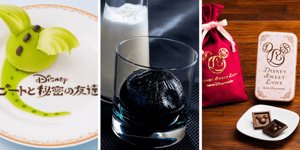 Tokyo Disney Resort Merchandise and Food Update January 2017 Part II