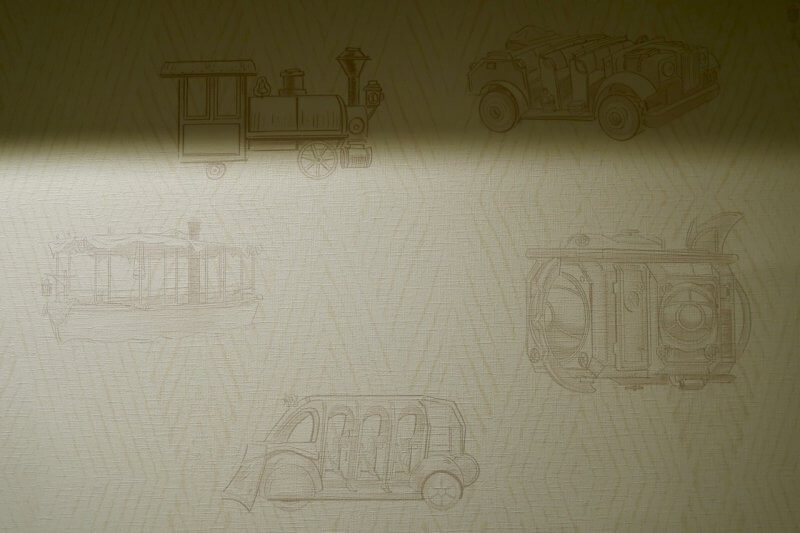 Tokyo Disney Celebration Hotel Discover Room Wallpaper
