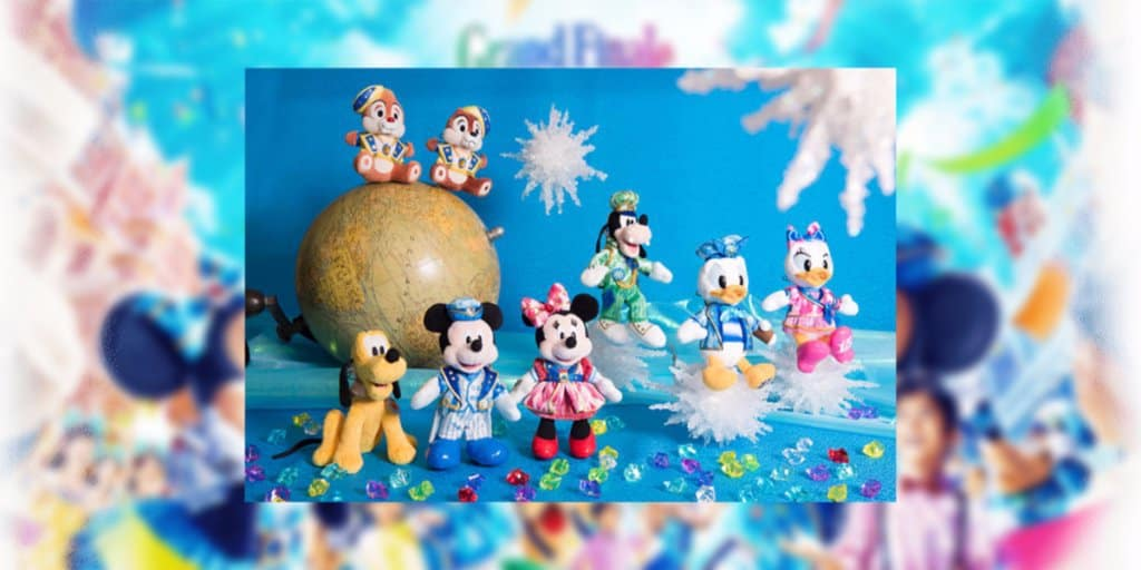 Tokyo DisneySea 15th Anniversary Grand Finale Merchandise and Food Update