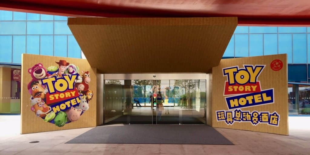 Toy Story Hotel Review at Shanghai Disneyland