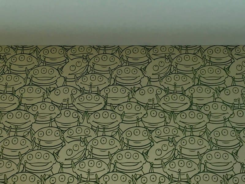 Wallpaper Trim Toy Story Hotel Shanghai Disneyland