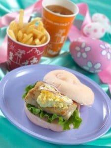 Disneys Easter 2017 Food Sebatians Kitchen