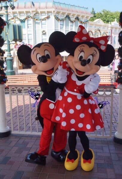 Mickey & Minnie New Faces Hug Hong Kong Disneyland