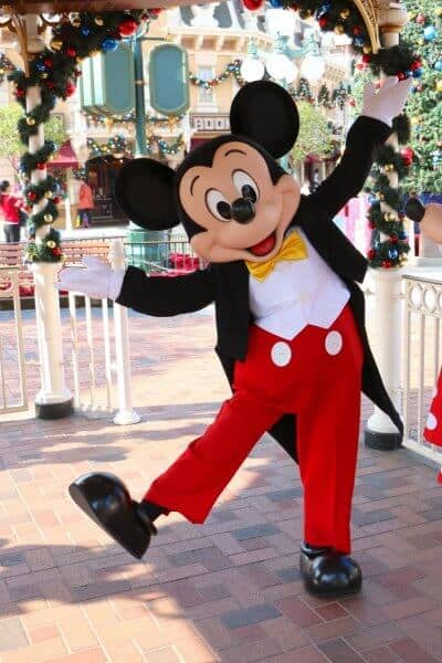 Mickey New Face Hong Kong Disneyland