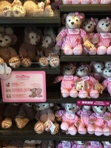 Duffy ShellieMay Merchandise Shanghai Disneyland