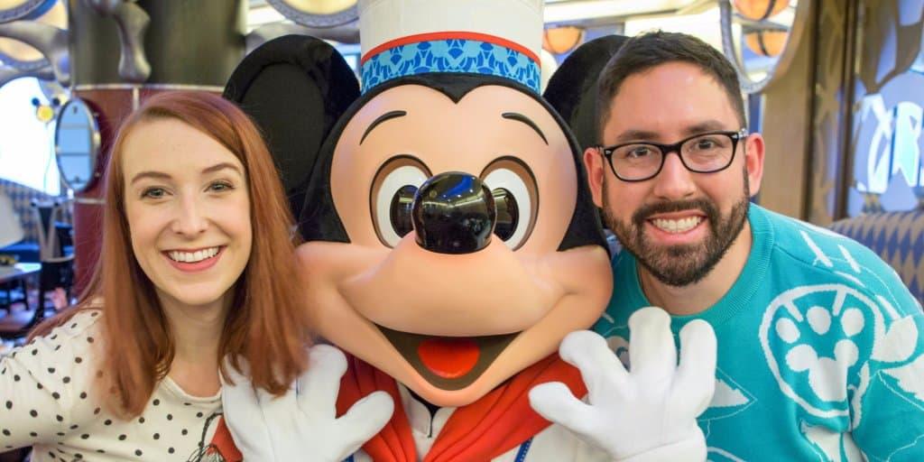 Chef Mickey Review at the Disney Ambassador Hotel