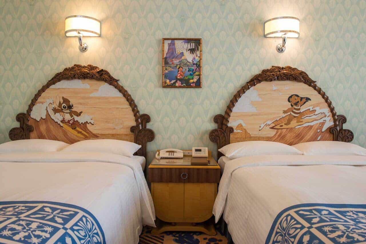 Rooms: New Character-Themed Rooms At Tokyo Disneyland