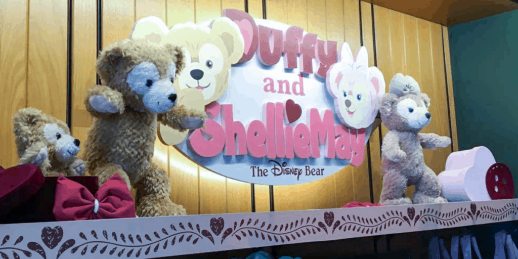 New Exclusive ShellieMay Merchandise at Shanghai Disneyland