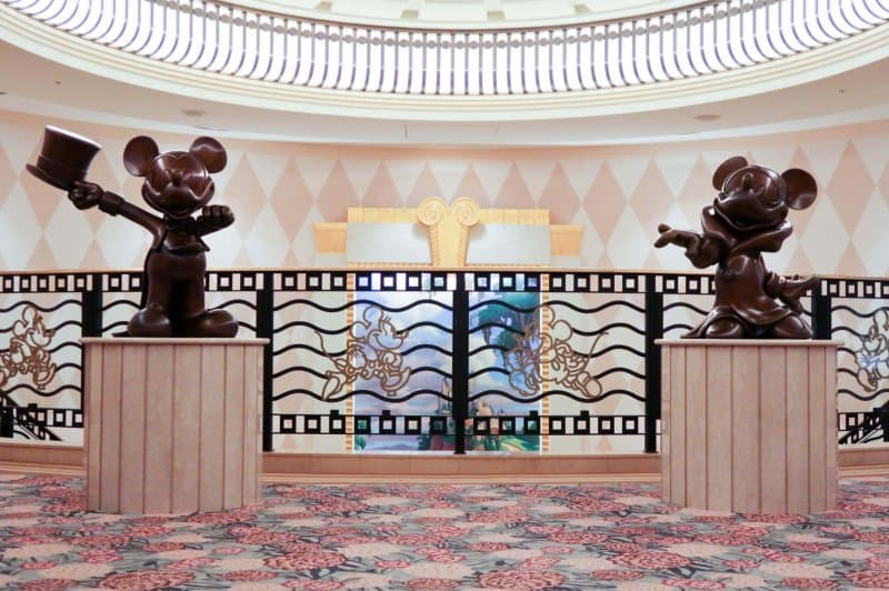 Upper Floor Disney Ambassador Hotel Review Tokyo Disney Resort