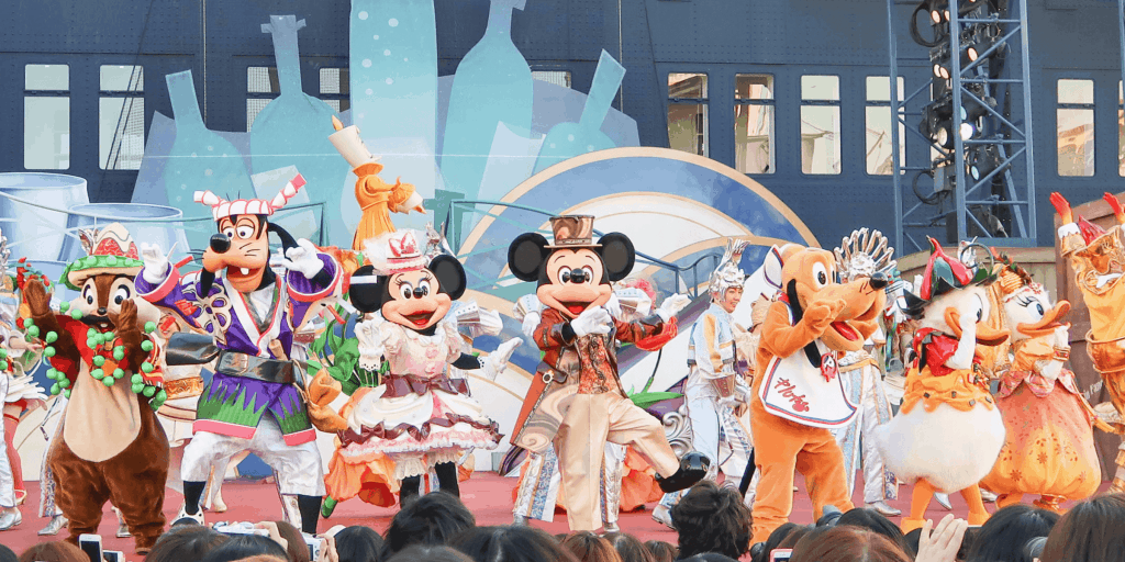 """""""A Table Is Waiting"""" Ends After 6 Years at Tokyo DisneySea"""
